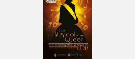 The musical of the queen