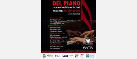 International Piano Festival Alcoy 2017