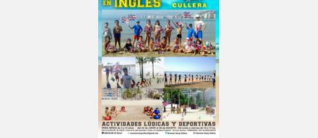 Summer Camp inglés Cullera