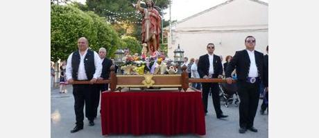 Fiestas Encina
