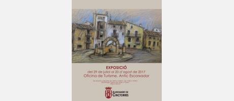 """Exposición """"Dibuixant Cinctorres"""""""