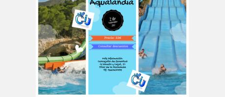 Excursión a Aqualandia Benidorm
