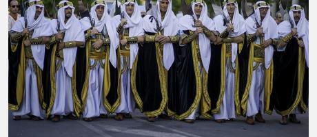 Moros y Cristianos de Crevillent Fiesta de Interés Turístico Internacional