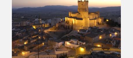 Castillo Atalaya Villena