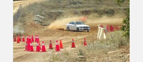 Circuito de coches en Maralba Les Useres