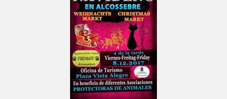 Mercado Navideño Benéfico en Alcossebre