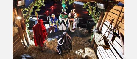 Cabalgata Reyes Magos Alcoy 2