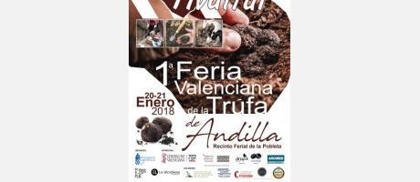 I Feria Trufa de Andilla 3