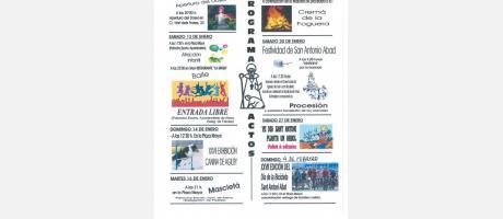 Festes de Sant Antoni Abat 2018