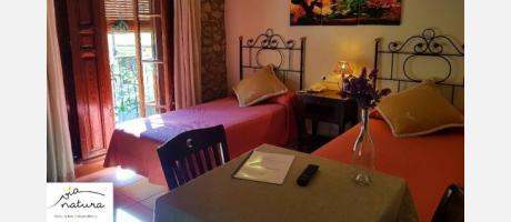 Hotel Viu Natura Cabanes 1