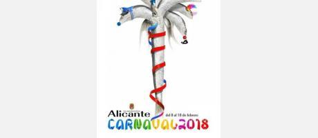 Cartel Carnaval Alicante
