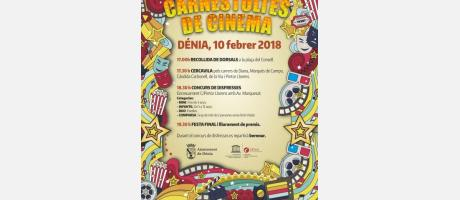 Carnaval de cine en Dénia