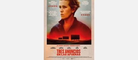 Cine: Tres anuncios en las afueras