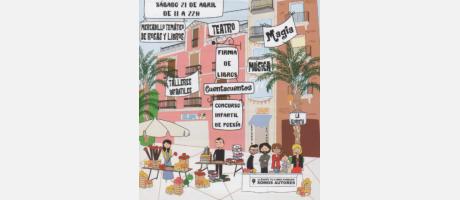 Día del Libro, Sant Jordi 2018 en Elche