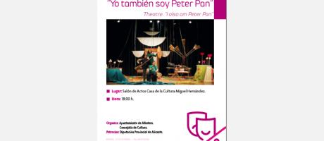 YO TAMBIÉN SOY PETER PAN