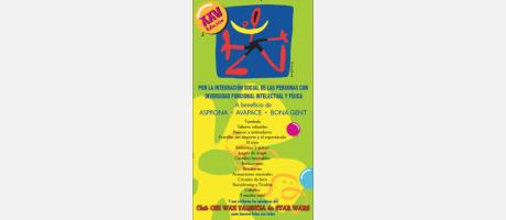 Flyer Feria de Primvavera 2018