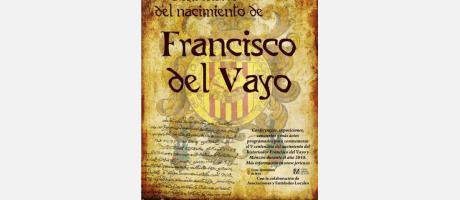 V Centenario Francisco del Vayo
