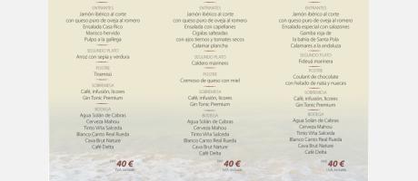 Jornadas Gastronomicas Casa Rico