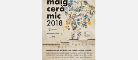 maig ceramic 2018 l'Alcora