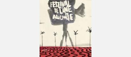 cartel Festival de Cine Alicante