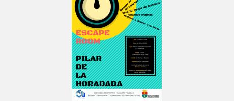 Escape Room Pilar de la Horadada