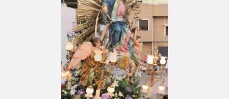 virgen de los angeles