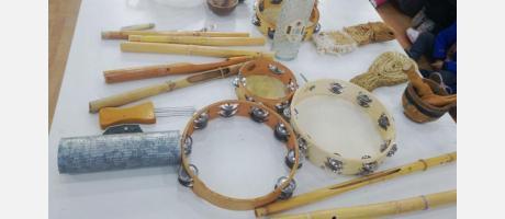 Instrumentos tradicionales valencianos
