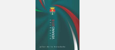 Actividades deportivas verano 2018 en Pilar de la Horadada