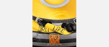 CINEMA A LA FRESCA: GRU 3