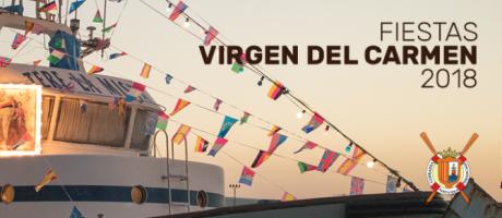Virgen del Carmen Santa Pola 2018