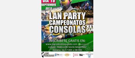 LAN PARTY SANTA POLA 2018