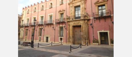 PALACIO CONDE DE LA GRANJA