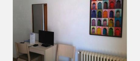 Decoración de una habitación