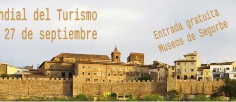 Cartel Día Mundial del Turismo