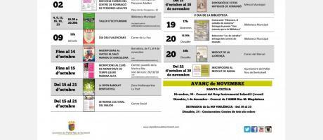 Agenda Octubre 2018 EPNDB