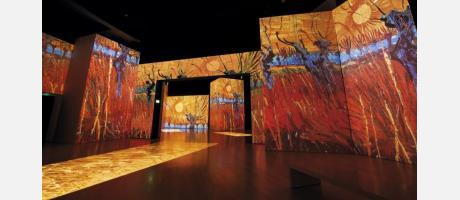Van Gogh Alive en Alicante