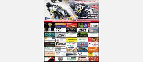 Cartel del I Gran Premio Circuito Urbano de Dolores