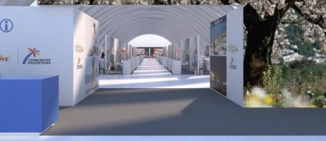 I Mostra de Turisme en València