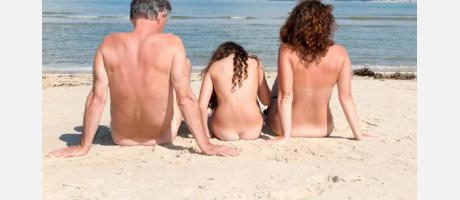 Real nude beach pictures