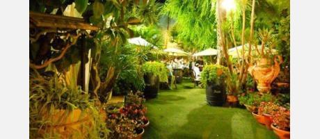 Jardín de El Cortijo