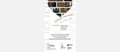 Exposición fotoliteraria en Cinctorres
