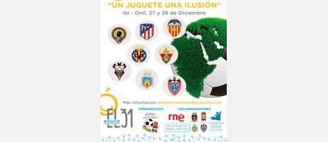 """V Torneo Solidario Fútbol 8 """"Un Juguete una Ilusión"""""""