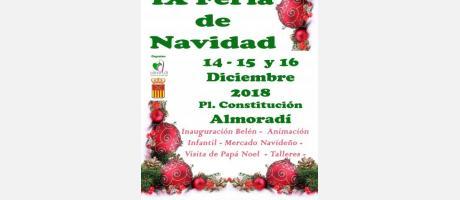 IX Feria de Navidad