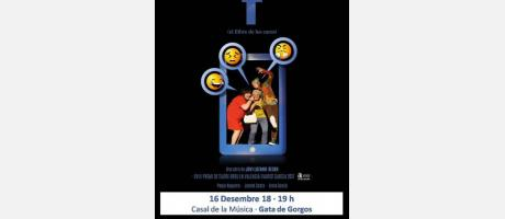Teatro: El Llibre de les Cares