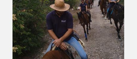Hípica en Burriana