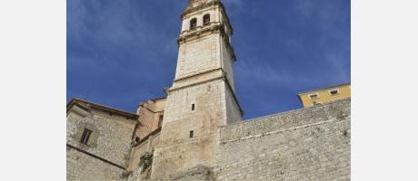 El campanario más alto de la Comunitat Valenciana
