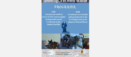 San Antonio Abad 2019 EPNDB