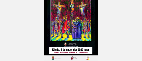 "Representación de ""La Pasión de Cristo"""
