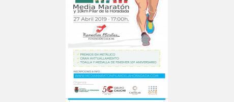 10ª Media Maratón y 10K Pilar de la Horadada