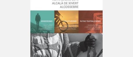 Programa Actividades Alcalà de Xivert - Alcossebre 2019